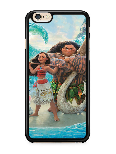 Disney Moana Apple iPhone 6 / iPhone 6s Case Cover ISVA456