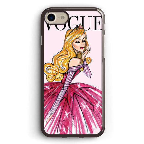 Disney Princess Belle Vogue Apple iPhone 7 Case Cover ISVA577