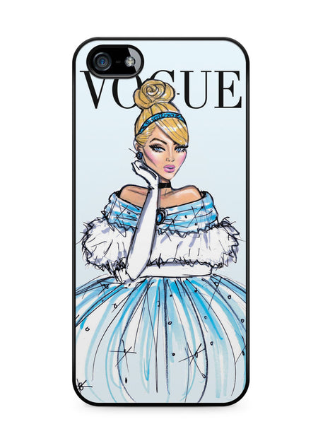 Disney Princess Cinderella Vogue Apple iPhone SE / iPhone 5 / iPhone 5s Case Cover  ISVA581