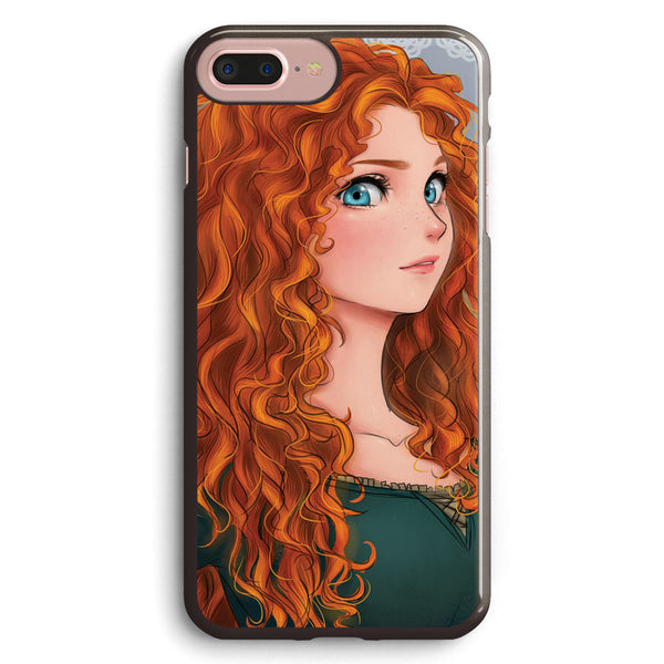 Disney Princess Merida Anime Apple iPhone 7 Plus Case Cover ISVA164