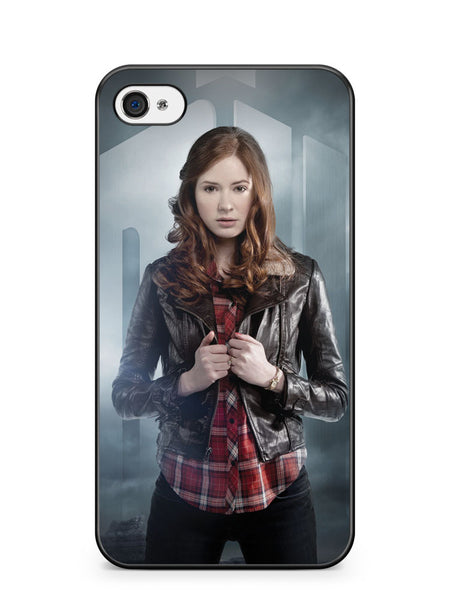 Doctor Who Amy Pond Apple iPhone 4 / iPhone 4S Case Cover ISVA514