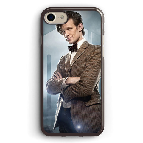 Doctor Who Matt Smith Apple iPhone 7 Case Cover ISVA516