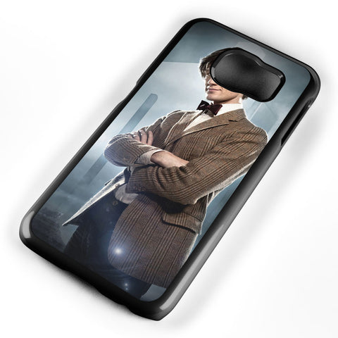 Doctor Who Matt Smith Samsung Galaxy S6 Case Cover ISVA516