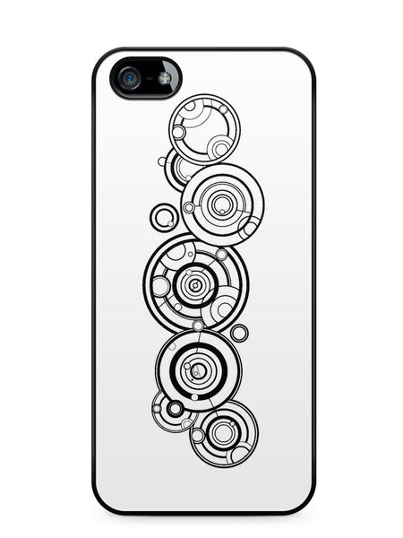 Doctor Who Name in Gallifreyan Apple iPhone SE / iPhone 5 / iPhone 5s Case Cover  ISVA428
