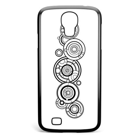 Doctor Who Name in Gallifreyan Samsung Galaxy S4 Case Cover ISVA428