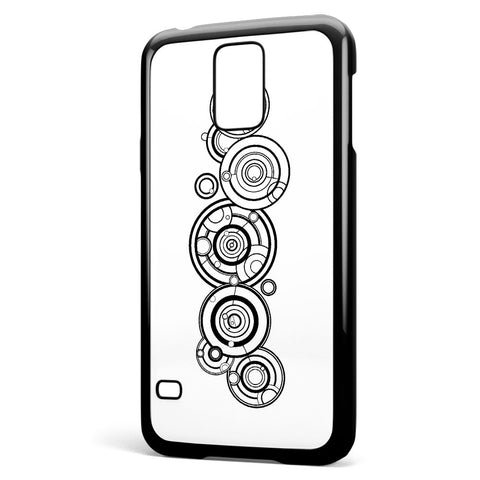 Doctor Who Name in Gallifreyan Samsung Galaxy S5 Case Cover ISVA428