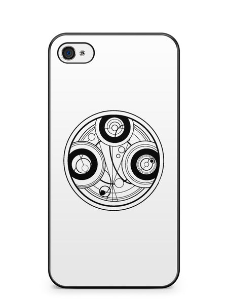 Doctor Who Seal of the Time Lords Apple iPhone 4 / iPhone 4S Case Cover ISVA425