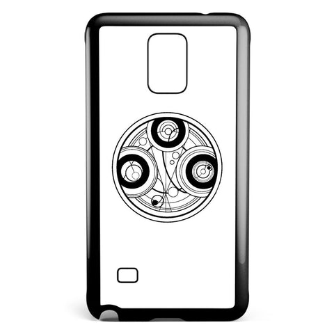Doctor Who Seal of the Time Lords Samsung Galaxy Note 4 Case Cover ISVA425