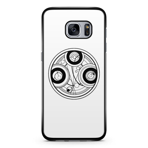 Doctor Who Seal of the Time Lords Samsung Galaxy S7 Case Cover ISVA425
