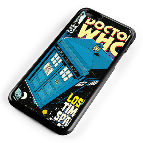 Doctor Who Tardis Poster Apple iPhone 6 Plus / iPhone 6s Plus ISVA517