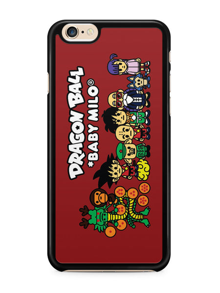 Dragon Ball Baby Milo Apple iPhone 6 / iPhone 6s Case Cover ISVA475