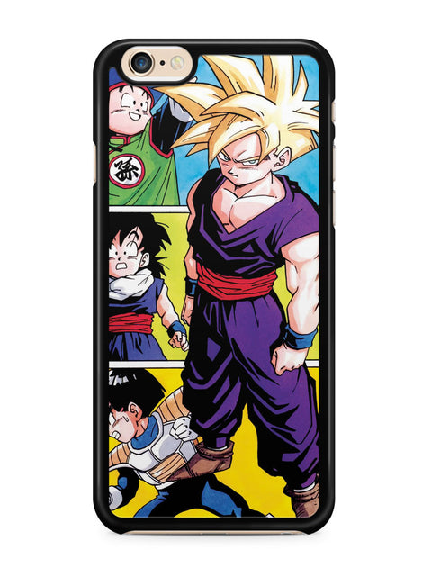 Dragon Ball Gohan Apple iPhone 6 / iPhone 6s Case Cover ISVA292