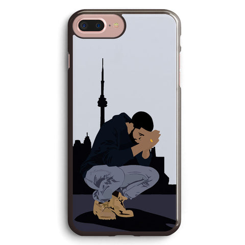 Drake, Seven Days and Drop in Apple iPhone 7 Plus Case Cover ISVA480