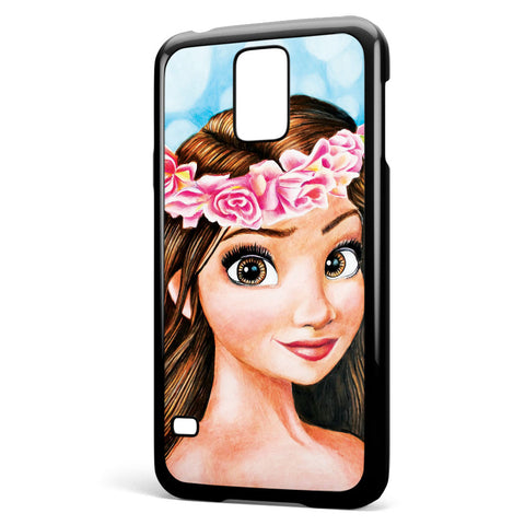 Draw Moana Samsung Galaxy S5 Case Cover ISVA453