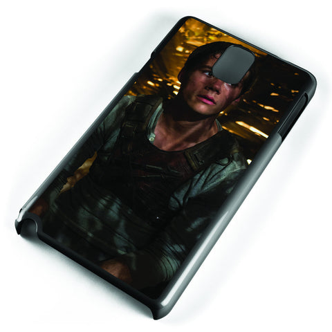 Dylan O Brien Maze Runner Samsung Galaxy Note 3 Case Cover ISVA059