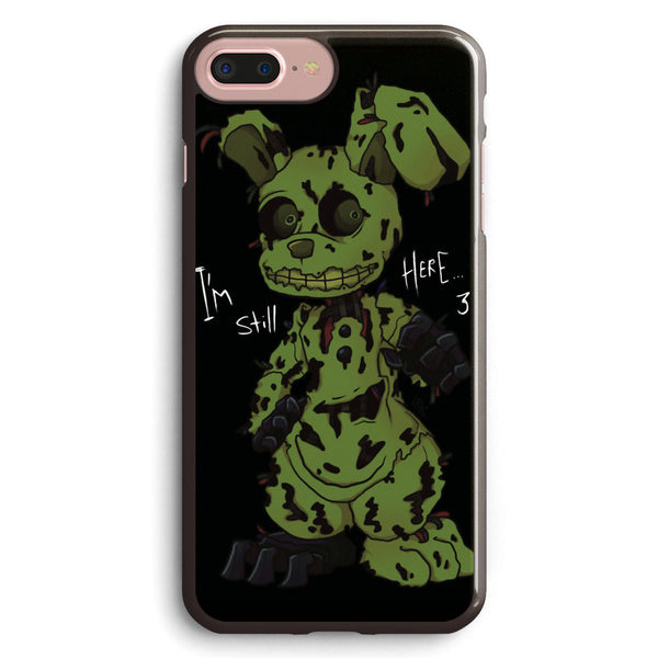 Fnaf 3 Springtrap Apple iPhone 7 Plus Case Cover ISVC755
