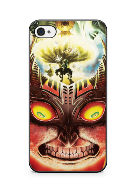 Fierce Deity Vs Majora Apple iPhone 4 / iPhone 4S Case Cover ISVA149