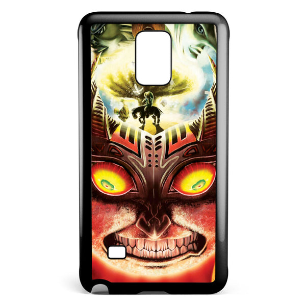 Fierce Deity Vs Majora Samsung Galaxy Note 4 Case Cover ISVA149