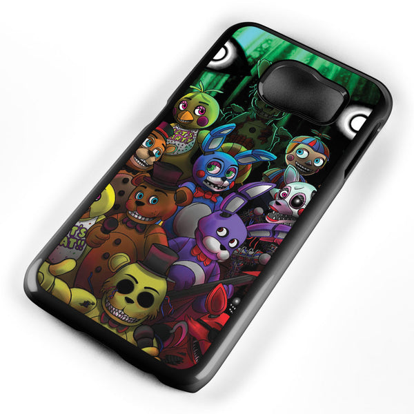 Five Nights at Freddy's Samsung Galaxy S6 Case Cover ISVA321
