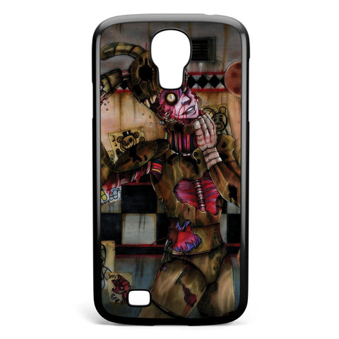 Five Nights at Freddy's and the Suits Samsung Galaxy S4 Case Cover ISVA320