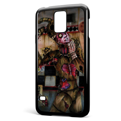 Five Nights at Freddy's and the Suits Samsung Galaxy S5 Case Cover ISVA320