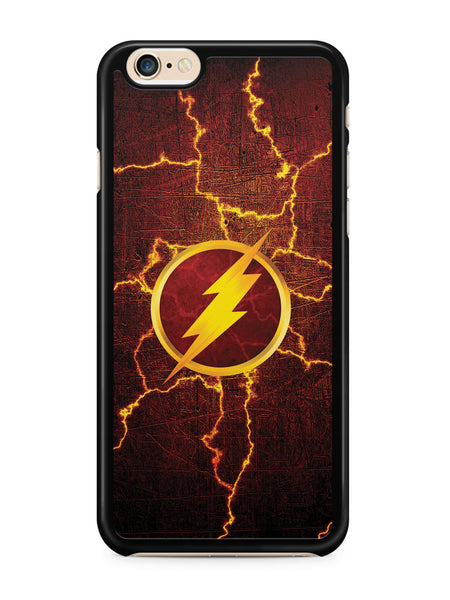 Flash Cracked Energy Apple iPhone 6 / iPhone 6s Case Cover ISVA310