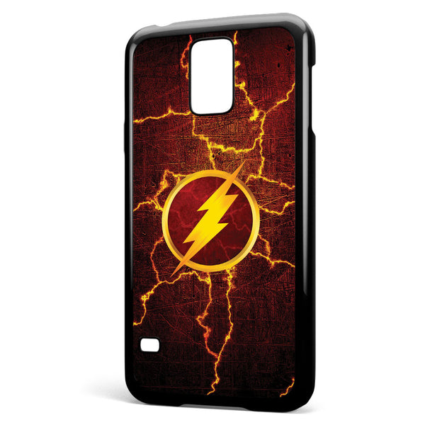 Flash Cracked Energy Samsung Galaxy S5 Case Cover ISVA310