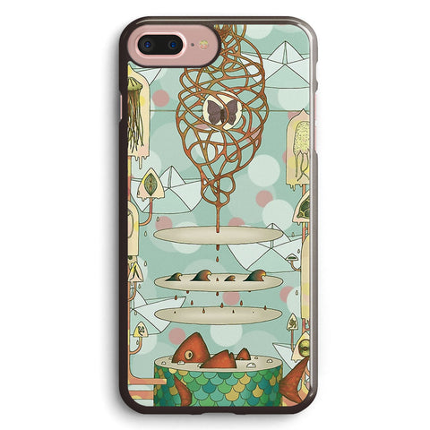 Floating Dreams Apple iPhone 7 Plus Case Cover ISVF080