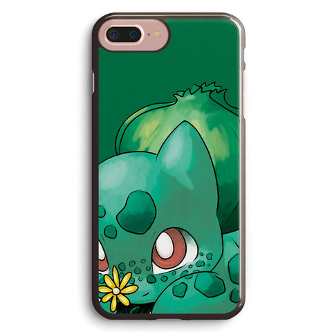 Flower for Cutie Bulbasaur Pokemon Apple iPhone 7 Plus Case Cover ISVB540