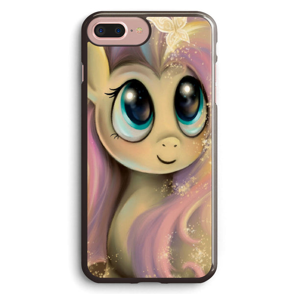 Flutter Shy Apple iPhone 7 Plus Case Cover ISVC752