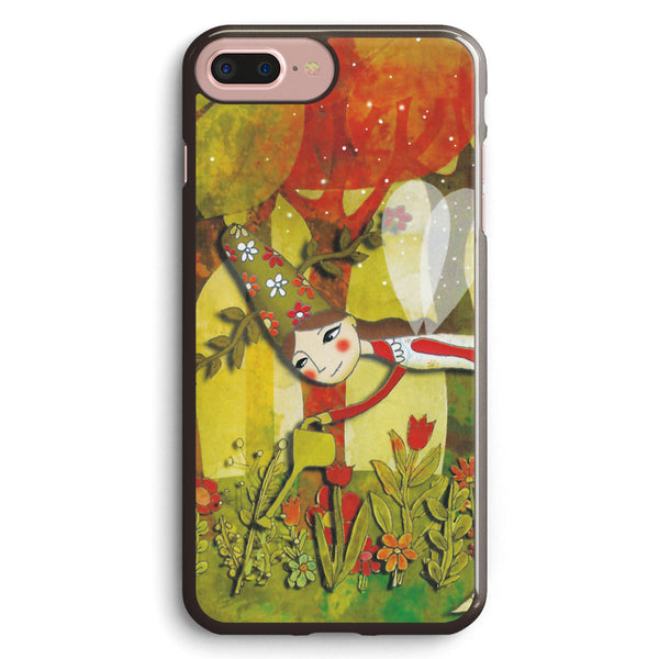 Forest Fairy Apple iPhone 7 Plus Case Cover ISVC131