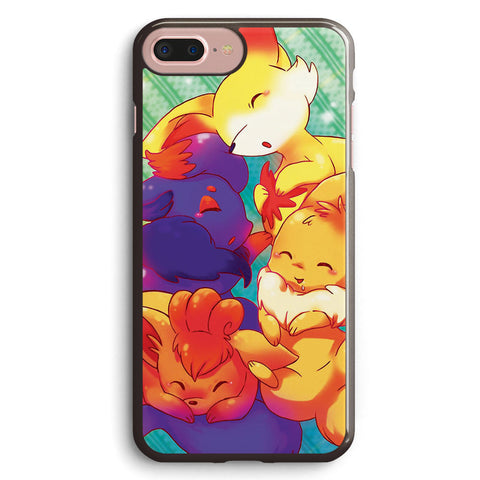 Fox Pokemon Apple iPhone 7 Plus Case Cover ISVB547