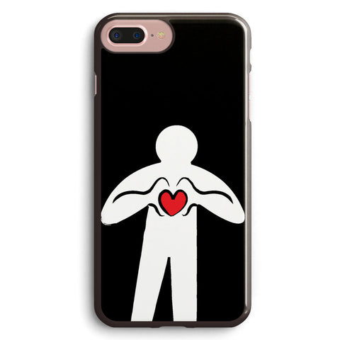From Haring with Love Apple iPhone 7 Plus Case Cover ISVB551