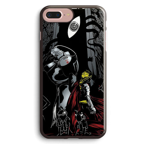 Full Metal Tee Apple iPhone 7 Plus Case Cover ISVC762