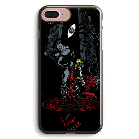 Fullmetal Tee Apple iPhone 7 Plus Case Cover ISVH413