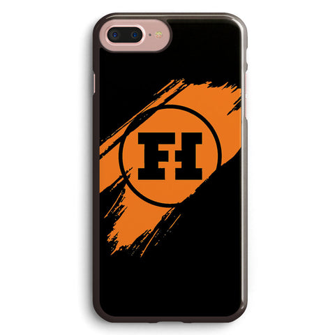 Funhaus Brush Stroke Apple iPhone 7 Plus Case Cover ISVC764