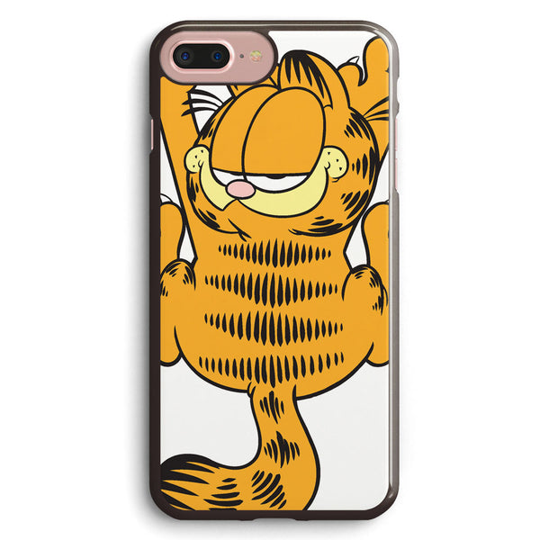 Funny Garfield Cat Apple iPhone 7 Plus Case Cover ISVC141