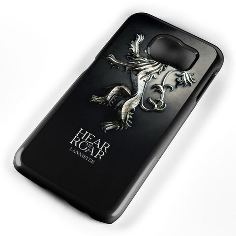Game of Thrones House Lannister Samsung Galaxy S6 Case Cover ISVA525