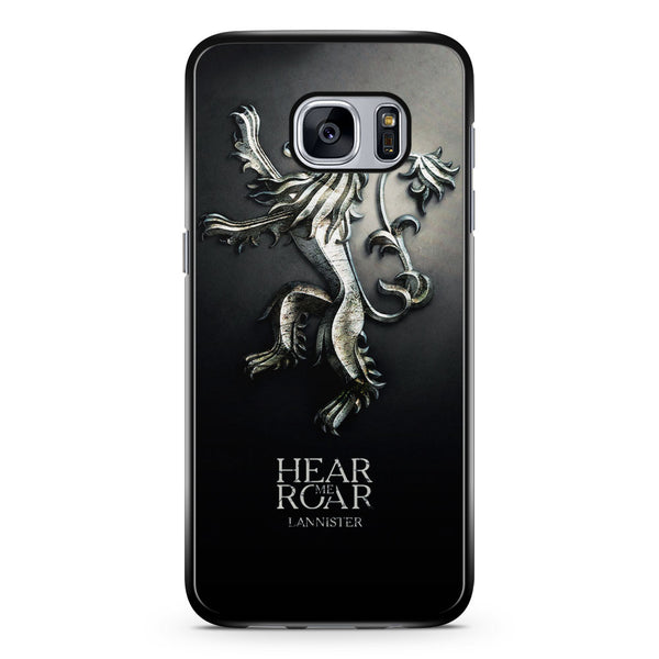Game of Thrones House Lannister Samsung Galaxy S7 Case Cover ISVA525