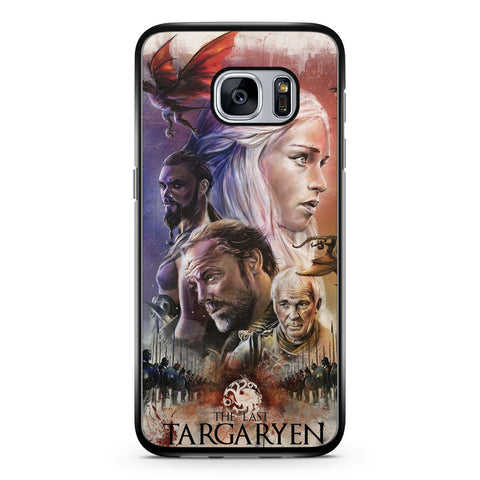 Game of Thrones the Last Targaryen Samsung Galaxy S7 Case Cover ISVA528