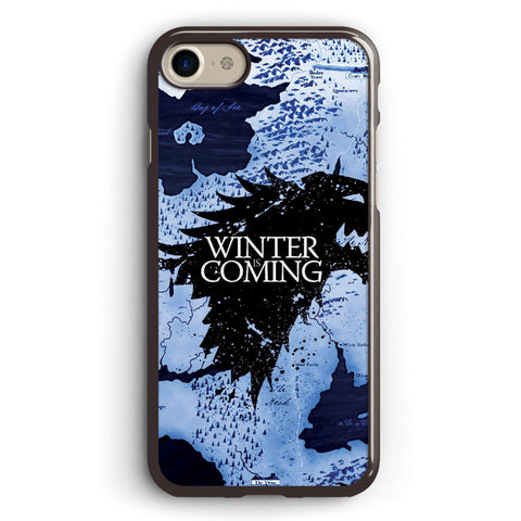 Game of Thrones Winter is Coming Apple iPhone 7 Case Cover ISVA526
