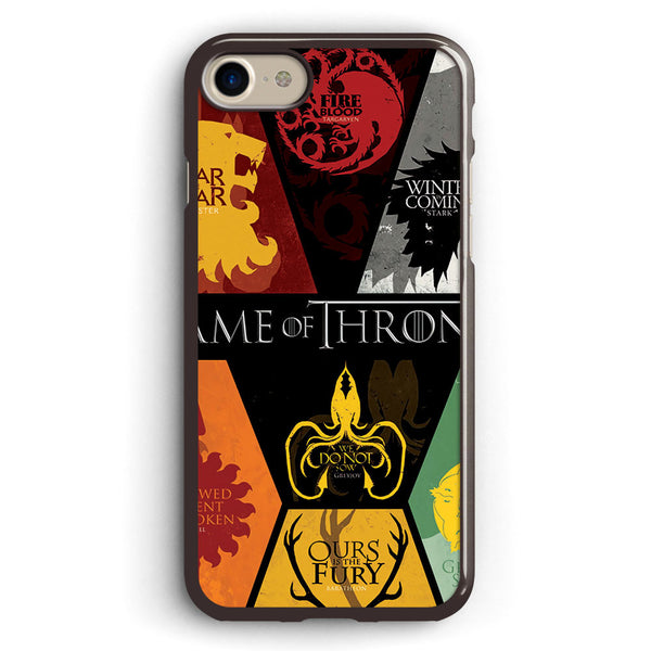 Game of Thrones Posters Apple iPhone 7 Case Cover ISVA524
