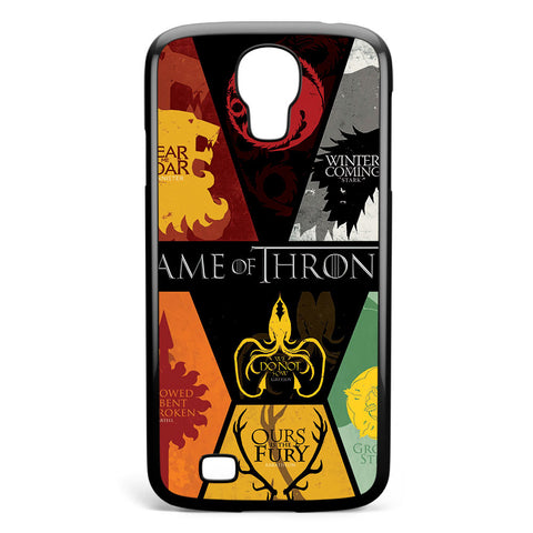 Game of Thrones Posters Samsung Galaxy S4 Case Cover ISVA524