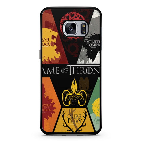 Game of Thrones Posters Samsung Galaxy S7 Case Cover ISVA524