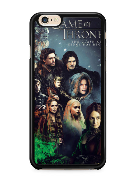 Game of Thrones Season 2 Poster Apple iPhone 6 / iPhone 6s Case Cover ISVA529