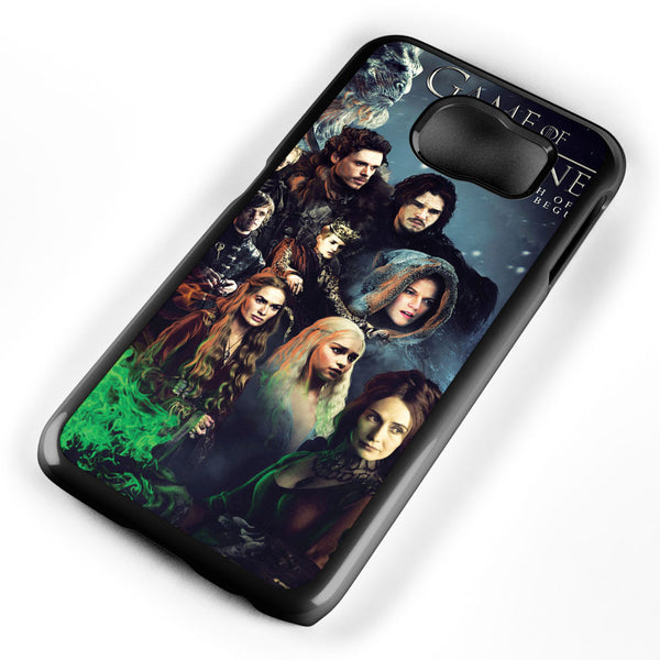 Game of Thrones Season 2 Poster Samsung Galaxy S6 Case Cover ISVA529