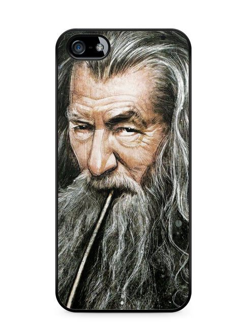 Gandalf the Lord of the Rings Apple iPhone SE / iPhone 5 / iPhone 5s Case Cover  ISVA584