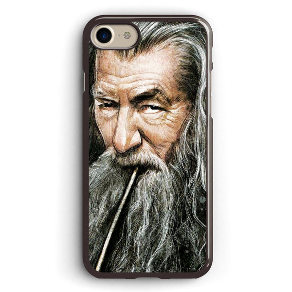 Gandalf the Lord of the Rings Apple iPhone 7 Case Cover ISVA584