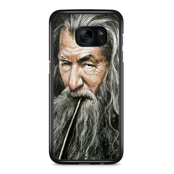 Gandalf the Lord of the Rings Samsung Galaxy S7 Edge Case Cover ISVA584