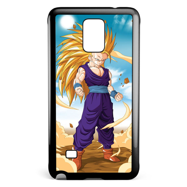 Gohan Super Saiyan 3 Samsung Galaxy Note 4 Case Cover ISVA297